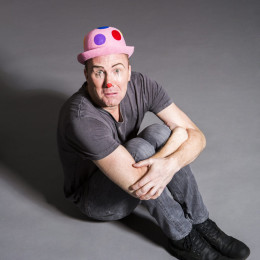 Jason Byrne 20 Years A Clown image 088