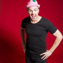 Jason Byrne 20 Years A Clown image 134