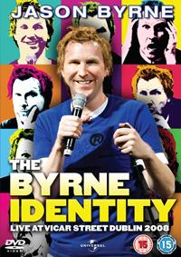 byrne identity comedy DVD