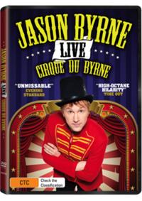cirque du byrne DVD
