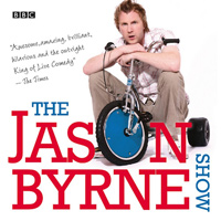jason byrne show audio CD