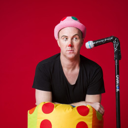 Jason Byrne 20 Years A Clown image 195