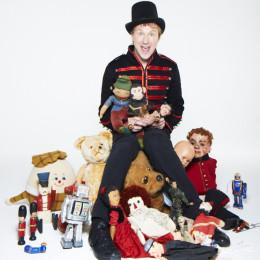 Jason Byrne Puppets