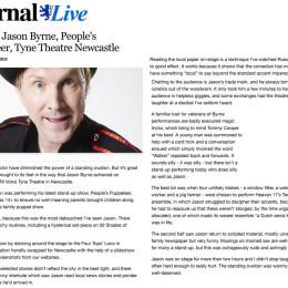 Journal Live Newcastle